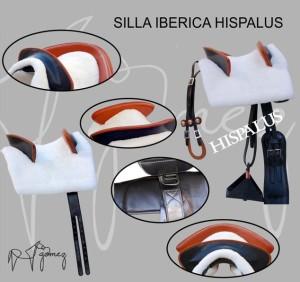 Vaquero Sattel Hispalus ( SIG-Hispalus)