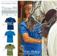 T-Shirt Time to Ride Herren