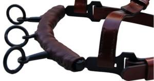 Cavesson 3 Ringe (CAG-003)